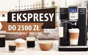 Jaki ekspres automatyczny do 2500 zł? |TOP 7|