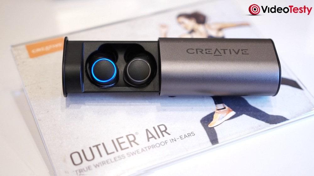 Creative Outlier Air - słuchawki bezprzewodowe