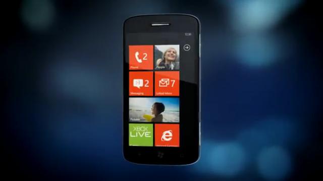 Windows Mango Phone - prezentacja