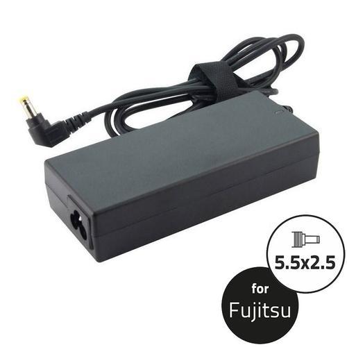 Qoltec Zasilacz do Fujitsu 90W | 19V | 4.9A | 5.5*2.5