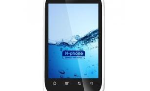 Ntt N-PHONE N01W nawigacja NAVITEL w prezencie!