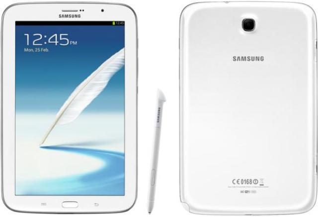 Samsung Galaxy Note 8.0 fot4