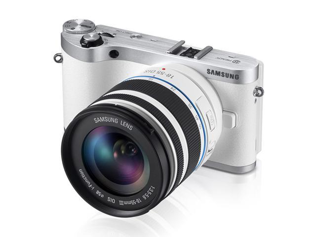 Szybkie fotografowanie i udostępnianie zdjęć z Usainem Boltem i aparatem Samsung NX300