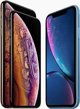 Apple iPhone XS 256GB Srebrny