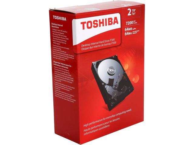 Toshiba P300 2 TB