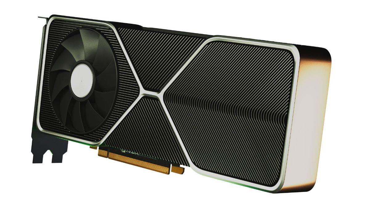 Wizualizacja możliwej nowej karty graficznej do Nvidii