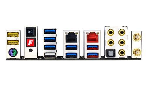 Gigabyte GA-X99-GAMING G1 WIFI s2011-3 X99 8DDR4 GLAN/WIFI/RAID EATX