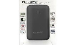 PQI i-Power 9000T Powerbank 9000mAh czarny
