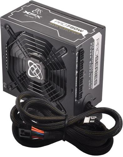 XFX XXX 750W Modular (80+ Bronze, 4xPEG, 135mm, Single Rail)