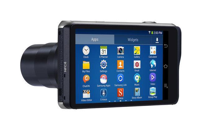 Samsung GALAXY Camera 2 3