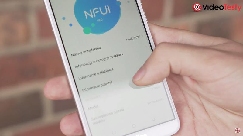 Telefon Tp-Linka napedza Neffos UI w wersji 8.0