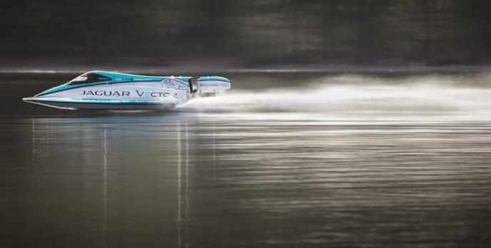 Jaguar bije kolejny rekord świata