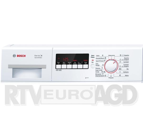 Bosch WLG2026EPL Serie 4 VarioPerfect