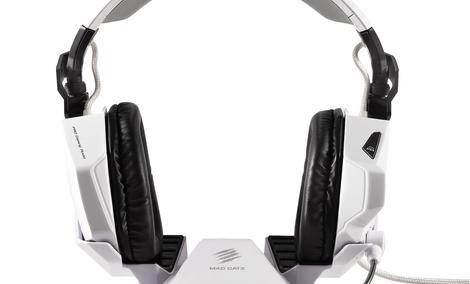 Mad Catz F.R.E.Q. 7 - zaawansowane gamingowe słuchawki