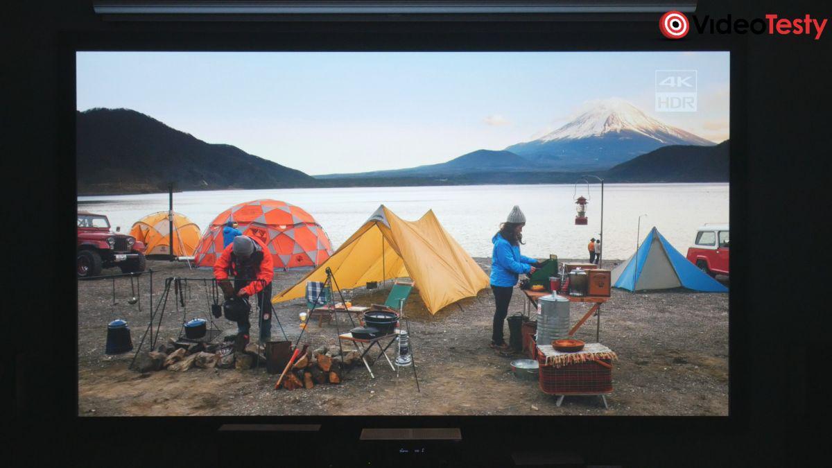 Sony VPL-VW570ES jakość obrazu w teście