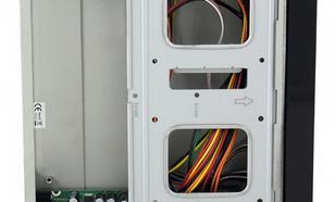 "LC-Power OBUDOWA LC-POWER CASE-1350MI MINI-ITX 1X 5,25"" (SLIM) 1X 3,5"" HD-AUDIO ZASILACZ LC75ITX MAX 75W CZARNA"