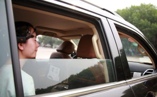 Samochód, Który Prowadzi Się... Siłą Woli