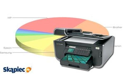 Ranking drukarek - grudzień 2011