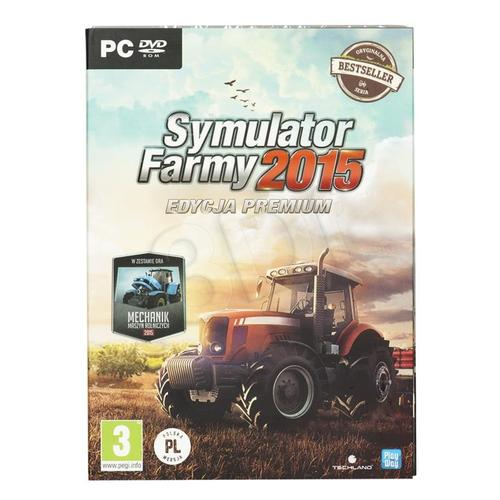 Symulator Farmy 2015 - Edycja Premium