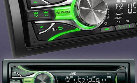JVC KD-R432 - radiodotwarzacz samochodowy z wysokiej półki