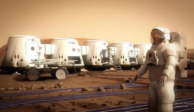Reality Show Na Marsie - Poleciałbyś?