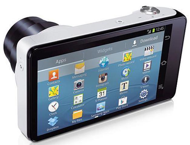 Samsung Galaxy Camera [TEST]