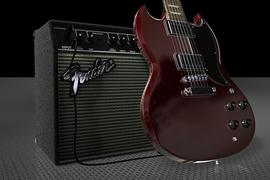 Gitary Elektryczne - Ranking Październik 2014