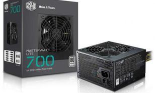 Cooler Master MasterWatt Lite 700W (MPX-7001-ACABW-ES)