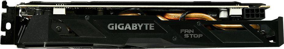 Gigabyte Radeon RX 580 GAMING 8GB GDDR5 256 bit. DVI-D, HDMI,