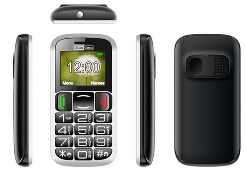 MaxCom 461 BB Poliphone/Big button
