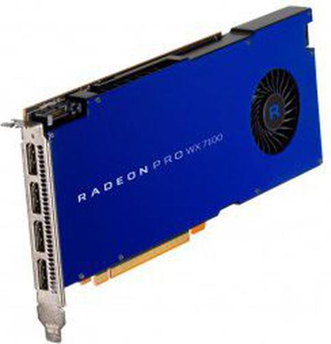 AMD Radeon Pro WX 7100 8GB GDDR5 (256 Bit) 4x DP (100-505826)