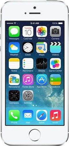 Apple IPHONE 5S Srebrny (RND-P51216)