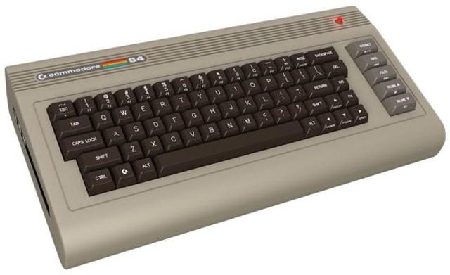 Commodore 64 wraca do gry!