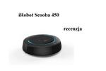 iRobot Scooba 450 - Robot Myjący Podłogi