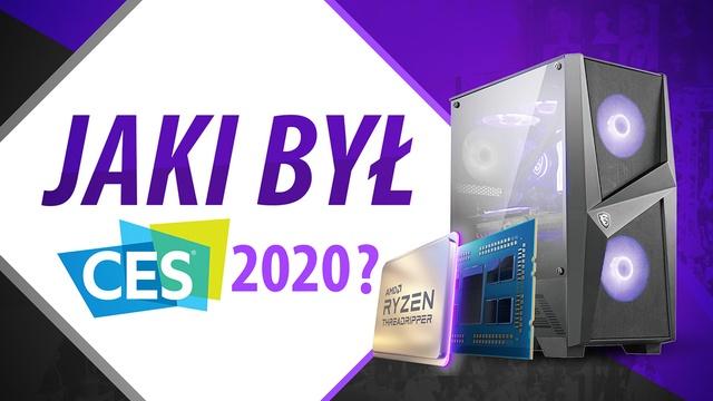 Podsumowanie nowości PC na CES 2020