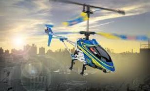 Sterowane Helikoptery Od Firmy Carrera