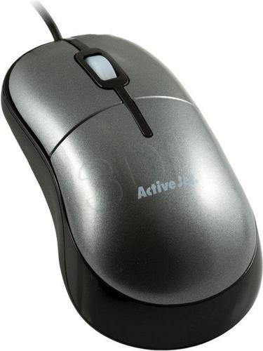 Activejet przewodowa optyczna AMY-011 USB 800dpi czarny