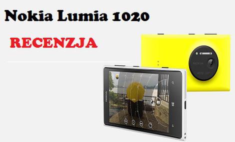 Nokia Lumia 1020 - największy smartfonowy aparat świata