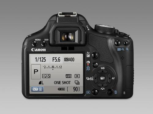 CANON EOS 500D +EF18-55 IS