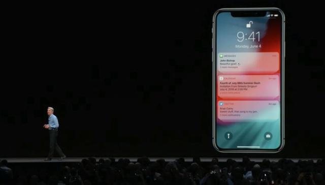 Nareszcie - pogrupowane powiadomienia w iOS 12.