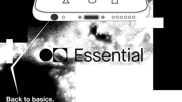 Essential Phone PH-2 może mieć rysik