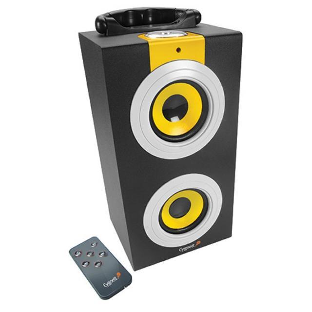 Przenośne głośniki Cygnett Blast - zabierz muzykę ze sobą