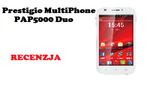 Prestigio MultiPhone PAP5000 Duo [RECENZJA]