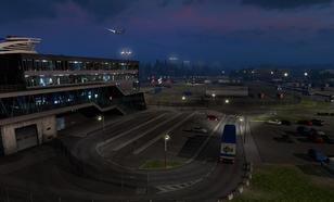 CD Projekt Red Euro Truck Simulator 2 Scandinavia PC PL