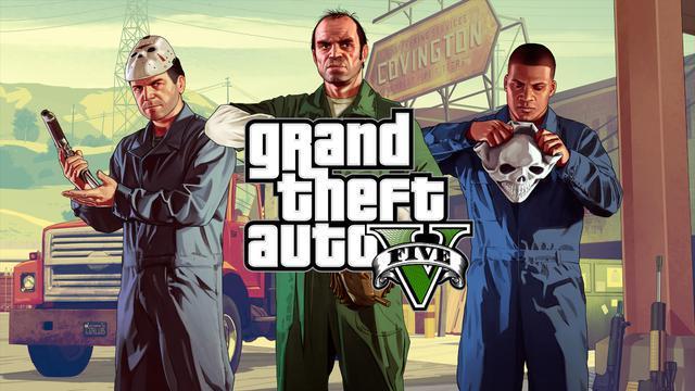 Trailer premierowy GTA V