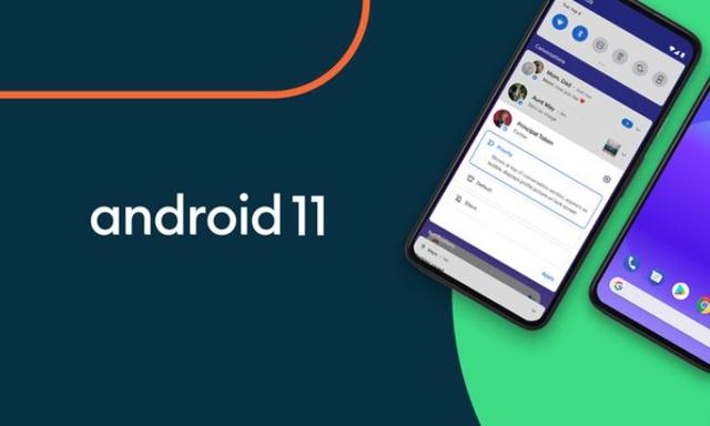 Android 11 debiutuje oficjalnie na smartfonach