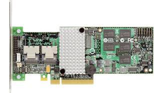 Intel RT3WB080 kontroler RAID 6Gbit 8xSATA int,PCIex8 256MB