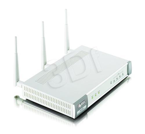 ZyXEL N4100 Wi-Fi 802.11n 150Mbps HOT-SPOT + Drukarka Termiczna !!!!