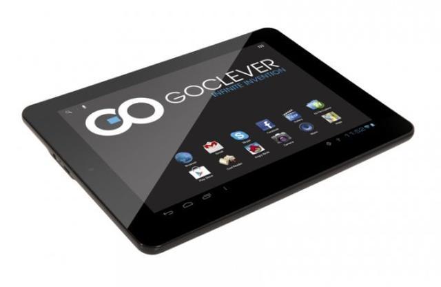 GOCLEVER TAB M813G - tablet o szerokim zastosowaniu