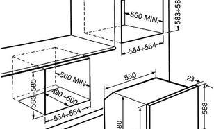 Smeg SF800AO piekarnik